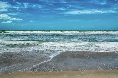 Photograph - Rolling Tide by John M Bailey