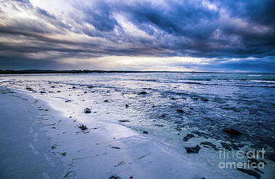 Photograph - Rolling Tides by Jorgo Photography - Wall Art Gallery