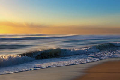 Photograph - Rolling Waves Dreamscape by Debra and Dave Vanderlaan