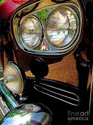 Photograph - Rolls Royce 1961 by Alexa Szlavics