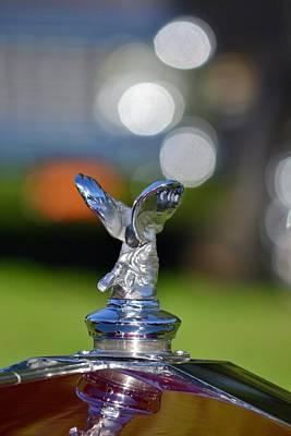 Photograph - Rolls Royce by Dean Ferreira