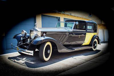 Photograph - Rolls-royce Phantom II 1929 by Gene Parks