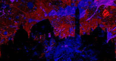 Ruins Mixed Media - Roma by Brian Reaves