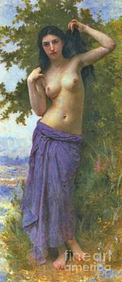 Realism Photograph - Roman Beauty 1904 by Padre Art