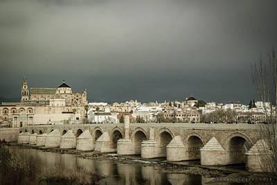 Photograph - Roman Bridge Of Cordoba by Henri Irizarri
