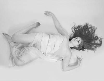 Photograph - Roman Drape by Joel Gilgoff