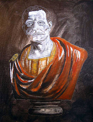 Painting - Roman Emperor by Richard Le Page