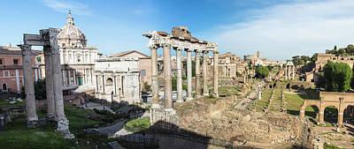 Photograph - Roman Forum  by John McGraw