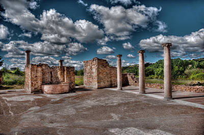 Photograph - Roman Village  by Patrick Boening