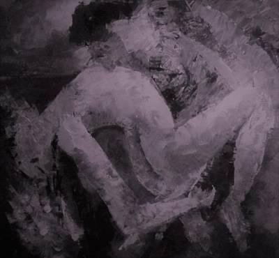 Annette Kinship Wall Art - Digital Art - Romance And Roses by Annette Kinship