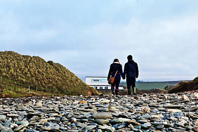Photograph - Romance At The Rockpool  by Terri Waters