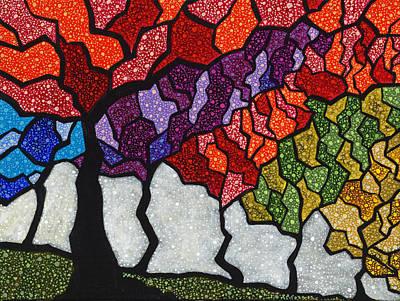 Painting - Romance Dawn by Joel Tesch