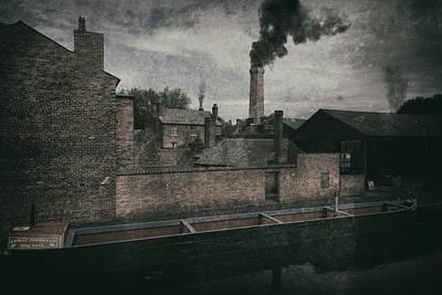 Photograph - Romance In Smog by Stewart Scott