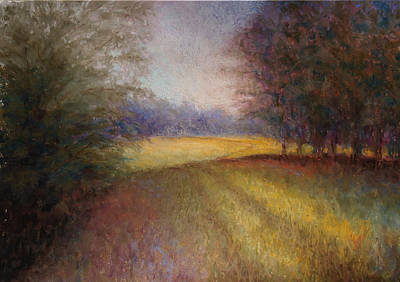 Painting - Romance Trail by Susan Jenkins