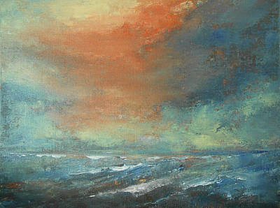 Painting - Romancing Turner by Jane See
