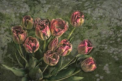 Romantic Of Spring Art Print by Joachim G Pinkawa