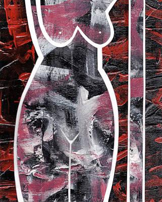 Painting - Romantic by Roseanne Jones