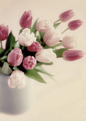 Mixed Media - Romantic Spring Returns by Georgiana Romanovna