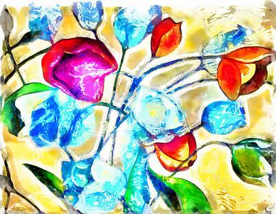 Redoute Digital Art - Romanticism by Galeria Zullian  Trompiz