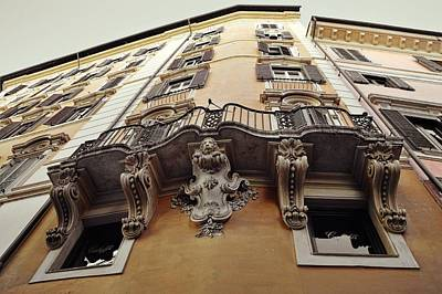 Photograph - Rome Apartments by JAMART Photography