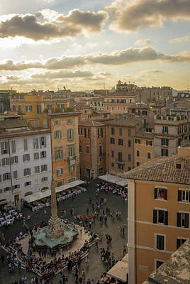 Photograph - Rome by Bill Martin