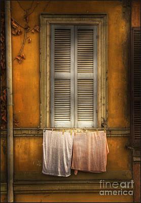 Photograph - Rome Dish Cloths by Craig J Satterlee