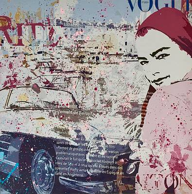 Romny - Ritz Art Print