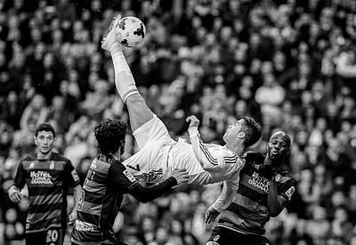 Cristiano Ronaldo Photograph - Cristiano Ronaldo 2 by Dani Pozo