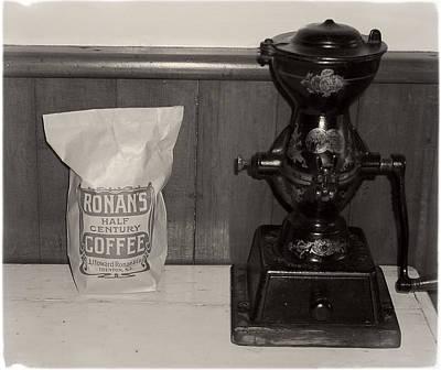 Photograph - Ronan's Coffee by Mike Martin