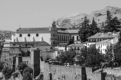 Photograph - Ronda. Andalusian Gem by Jenny Rainbow