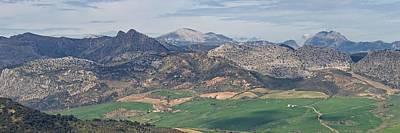 Photograph - Ronda Panorama by Stephen Taylor