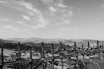 Photograph - Ronda - Spain - Landscape 2 by Andrea Mazzocchetti