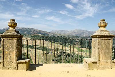 Photograph - Ronda - Spain - Landscape by Andrea Mazzocchetti