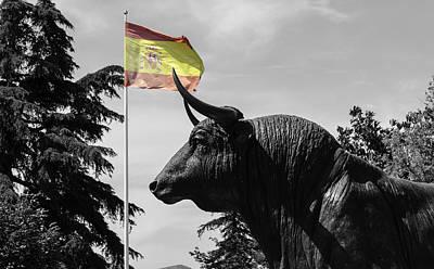 Photograph - Ronda - Spain - Plaza De Toros by Andrea Mazzocchetti