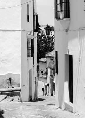 Photograph - Ronda - Spain - Streets 4 by Andrea Mazzocchetti