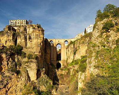 Photograph - Ronda by Stephen Taylor