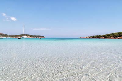 Photograph - Rondinara Beach by Pietro Ebner