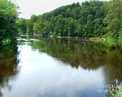 Photograph - Rondout Creek Photograph by Kristen Fox