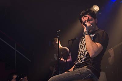 Dio Photograph - Ronnie Romero 9 by Pablo Lopez