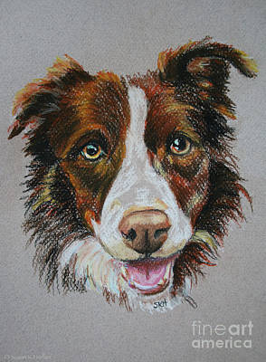 Pastel - Ronnie by Susan Herber