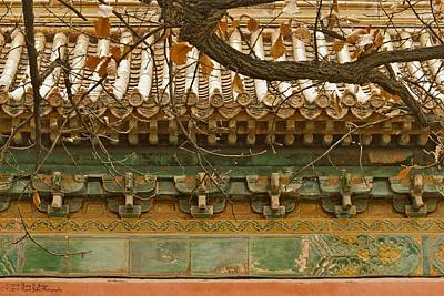 Photograph - Roof Top Details - 2  by Hany J