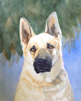 Painting - Rookie by Marilyn Jacobson