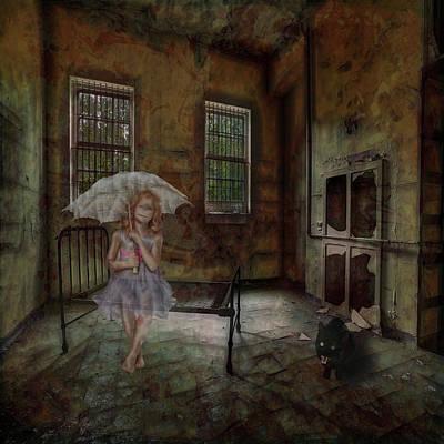 Room 13 - The Girl Art Print