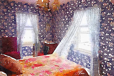 Painting - Room 803 by Joan Reese
