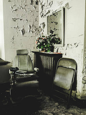 Photograph - Room in abandoned church by Dylan Murphy