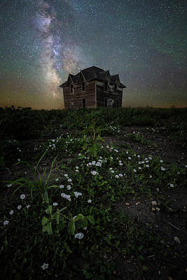 Photograph - Room With A View by Aaron J Groen