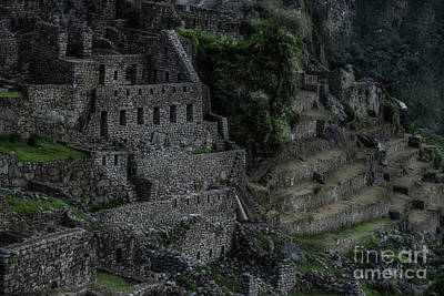 Digital Art - Rooms To Let Inca Style by William Fields