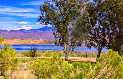 Photograph - Roosevelt Lake by Susan Crossman Buscho