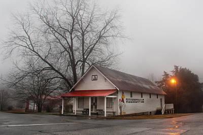 Georgia Photograph - Roosterville by Clayton Brandenburg