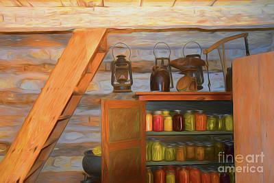Photograph - Root Cellar 12018 by Ray Shrewsberry
